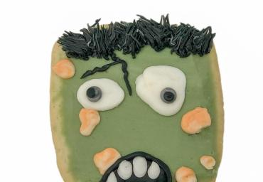 Halloween Monster Cookie