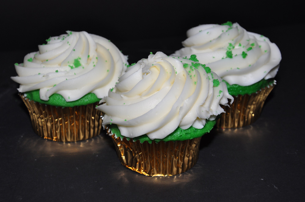 Holiday Cupcake- St. Patrick's Day