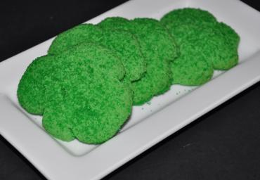 Small Sugar Shamrocks