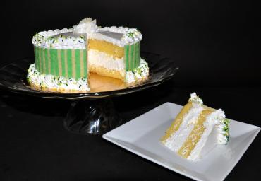 Bailey's Irish Creme Cake