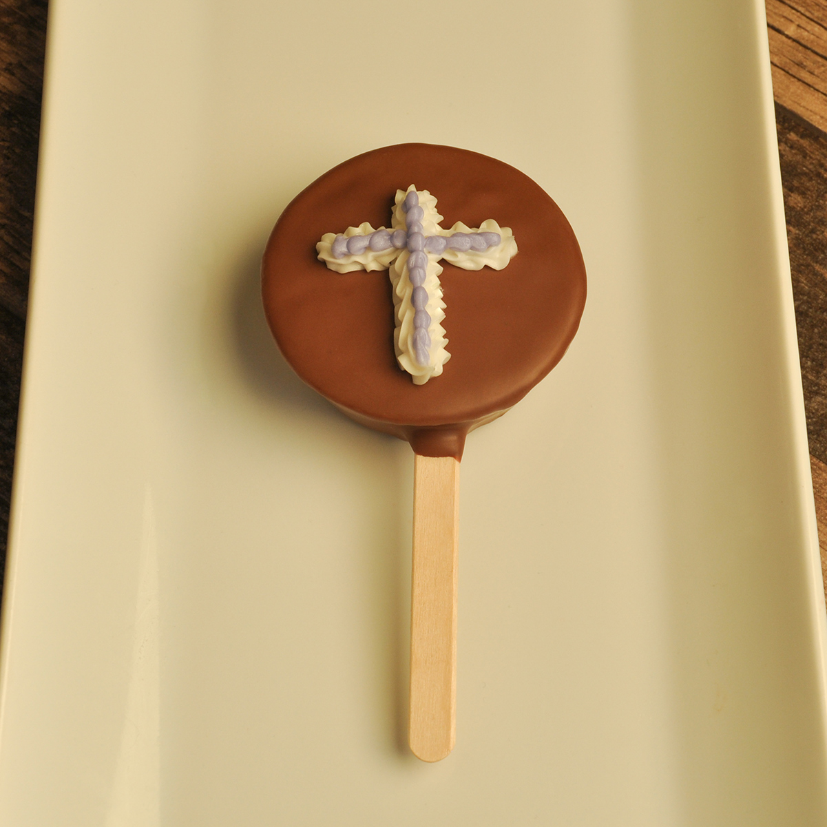Brownie Pop Cross