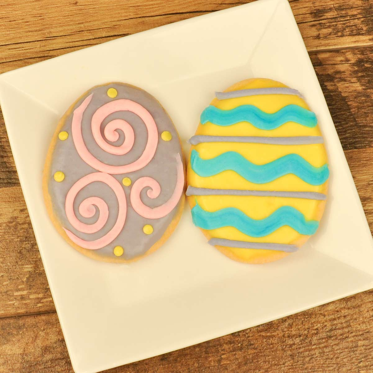 Decorated Cookie- Easter Egg