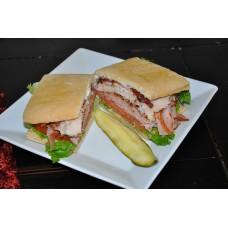 Merritt's Club Sandwich