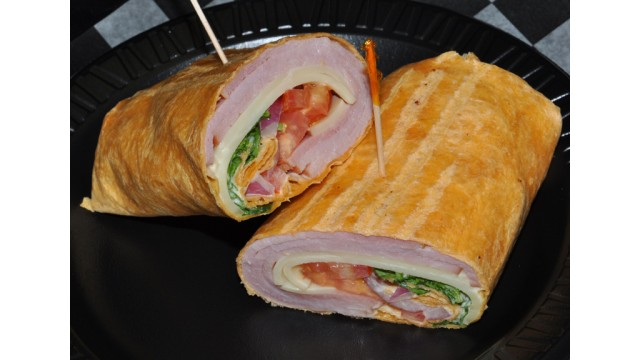 Ham & Cheese Wrap