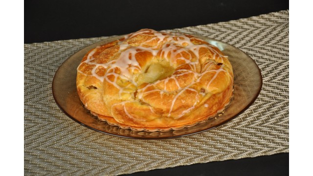 Apple Coffeecake