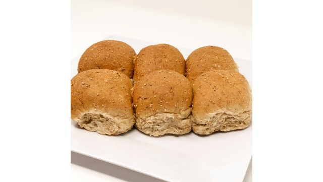 Dinner Roll, Wheat
