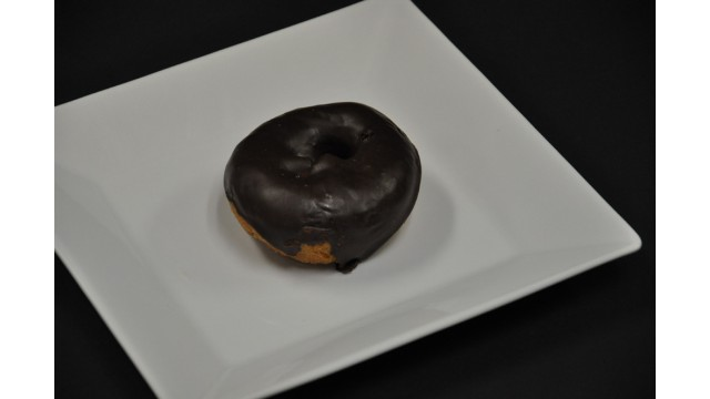 Chocolate Chocolate Donut