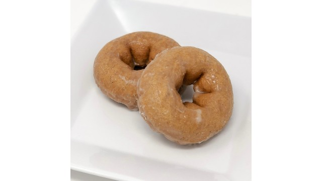 Applesauce Donut
