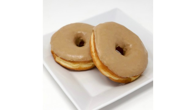 Maple Yeast Raised Donut