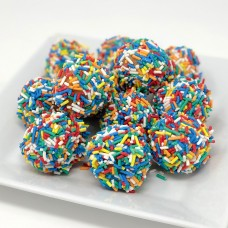Sprinkled Donut Holes