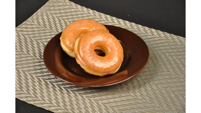 Glazed Yeast Raised Donut