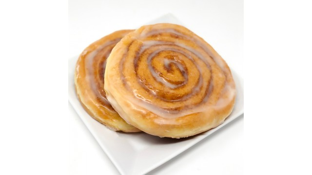 Fried Cinnamon Roll