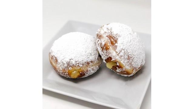 Paczki- Lemon