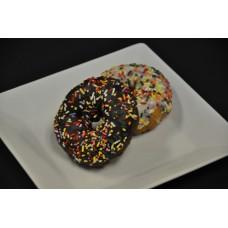Chocolate Sprinkled Donut