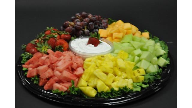 "Fruit Tray 18"""