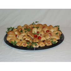 Mini Sausage Roll Tray 18""