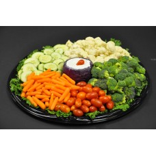 Vegetable Tray 18""