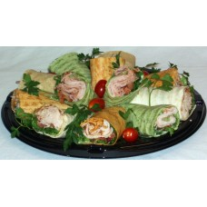 Wrap Sandwich Tray 12""