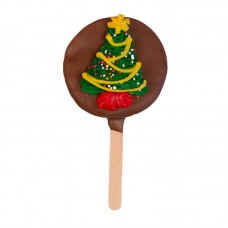 Brownie Pop- Tree