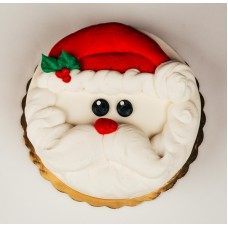 Christmas Treat Cake- Santa