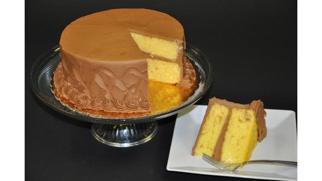 Butter Dessert Cake