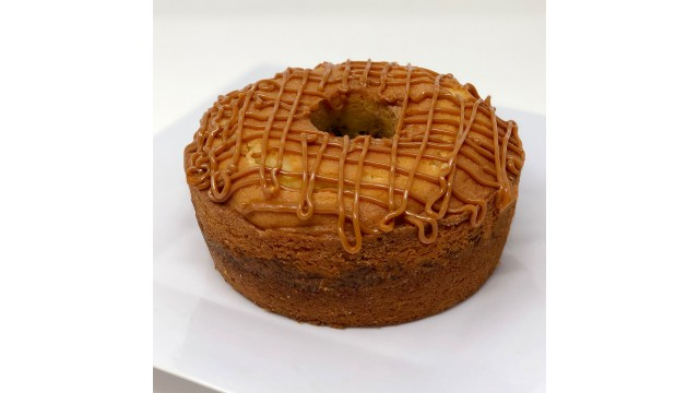 Cinnamon Struessel Cake