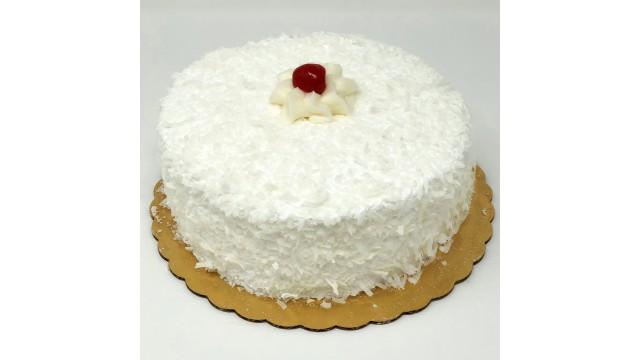 Coconut Dessert Cake