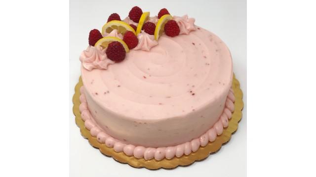 Lemon Raspberry Dessert