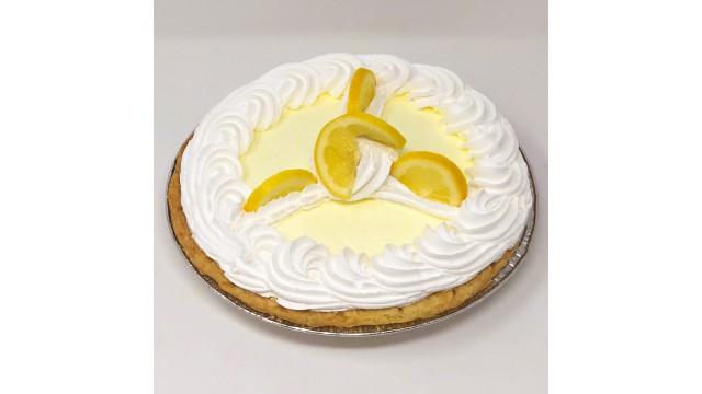 Lemon Cooler Pie