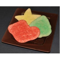 Christmas Cutout Sugar Cookies