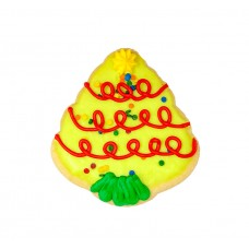 Decorated Christmas Cookie- Christmas Tree