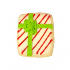 Decorated Christmas Cookie- Gift Box