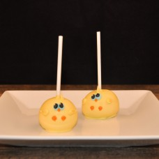 Easter Cake Pop-Chick