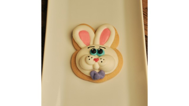 Decorated Cookie- Easter Bunny