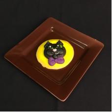 Halloween Decorated Cookie-Cat