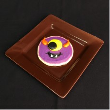 Halloween Decorated Cookie- Monster
