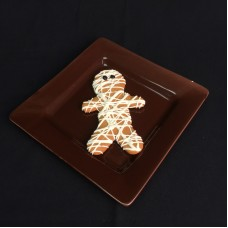 Halloween Decorated Cookie- Mummy