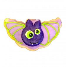 Halloween Decorated Cookie- Bat