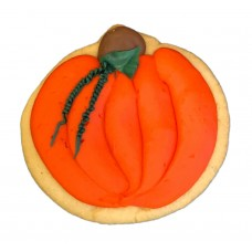 Holiday Decorated Cookie- Pumpkin