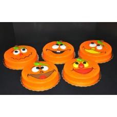 Halloween Treat Cakes