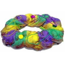 King Cake- Blueberry