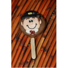 Brownie Pop- Pilgrim Boy