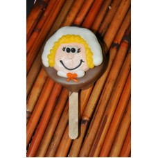 Brownie Pop- Pilgrim Girl