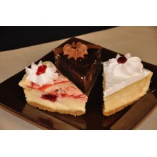 Cheesecake Slices, Strawberry