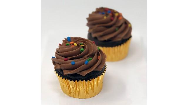 Cupcake, Chocolate Sprinkle