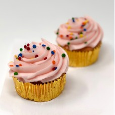 Cupcake, Strawberry Sprinkle