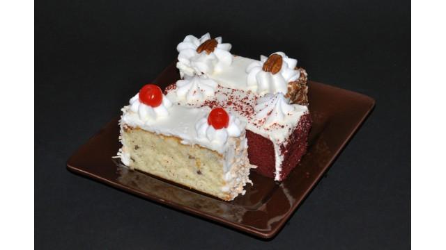 Cake Slice, Red Velvet