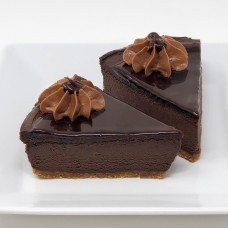 Cheesecake Slices, Choc
