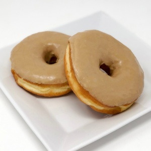 Maple Yeast Raised Donut