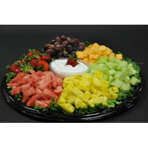 Fruit Tray 18""